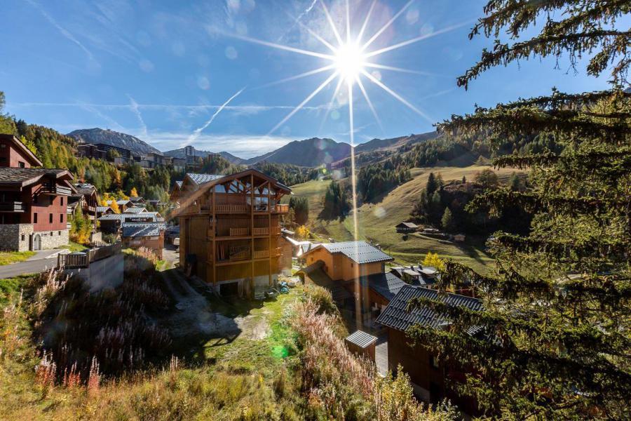 Urlaub in den Bergen Studio für 4 Personen (751) - Résidence Digitale - La Plagne