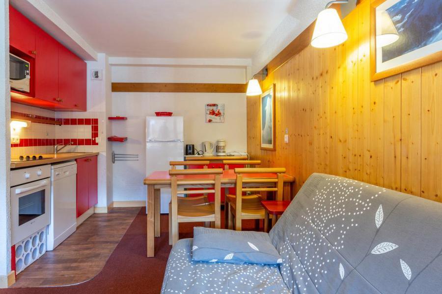 Urlaub in den Bergen Studio für 4 Personen (750) - Résidence Digitale - La Plagne