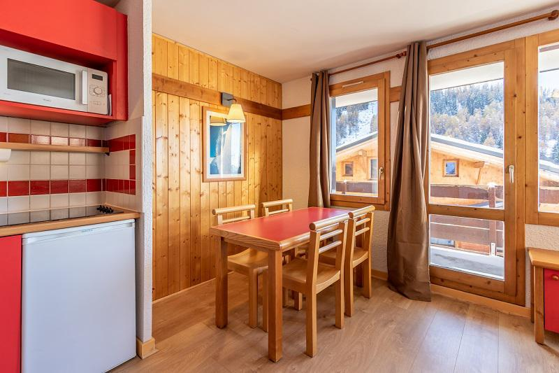 Urlaub in den Bergen 2-Zimmer-Appartment für 4 Personen (710) - Résidence Digitale - La Plagne
