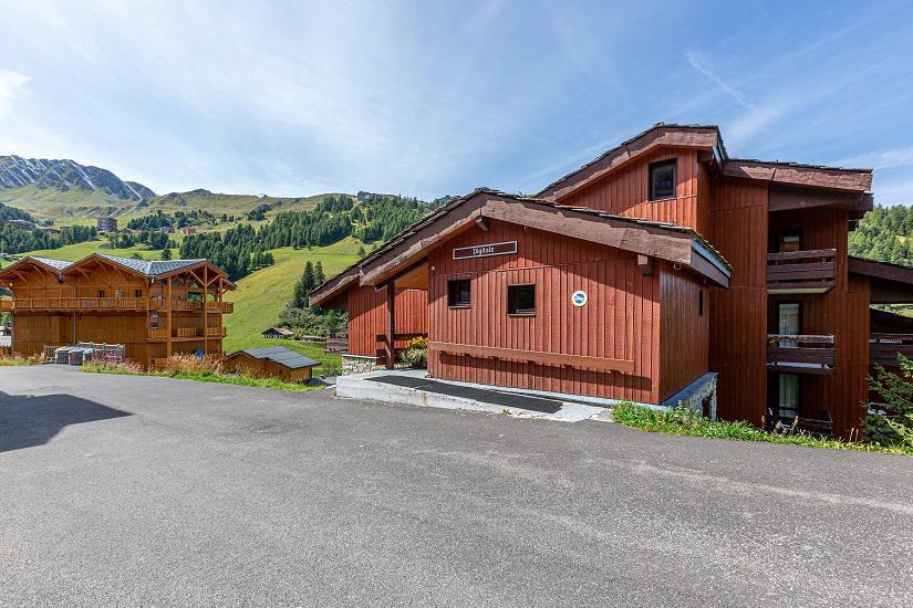 Urlaub in den Bergen 2-Zimmer-Appartment für 5 Personen (722) - Résidence Digitale - La Plagne