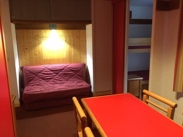 Urlaub in den Bergen Studio für 4 Personen (742) - Résidence Digitale - La Plagne - Unterkunft
