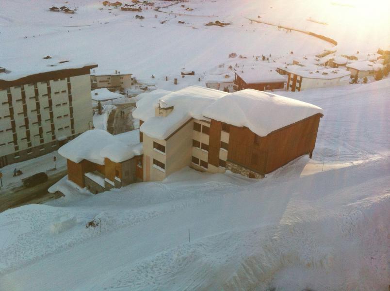 Vacances en montagne Résidence Divaria - Tignes