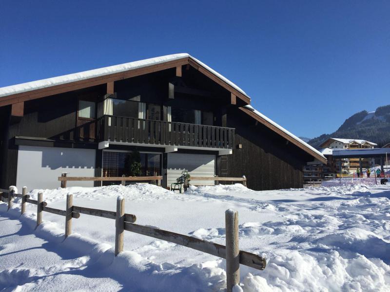 Vacaciones en montaña Estudio para 4 personas (120) - Résidence Doina - Morillon