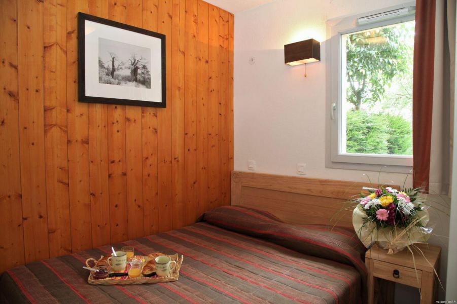 Urlaub in den Bergen 2-Zimmer-Holzhütte für 5 Personen (Classique) - Résidence Domaine du Val de Roland - Luz Ardiden - Schlafzimmer
