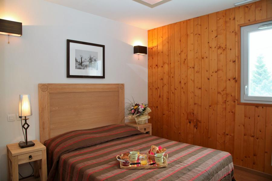 Holiday in mountain resort 3 room apartment 6 people (confort) - Résidence Domaine du Val de Roland - Luz Ardiden - Bedroom