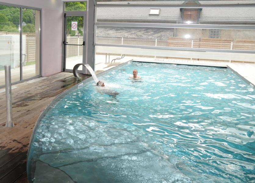 Holiday in mountain resort Résidence Domaine du Val de Roland - Luz Ardiden