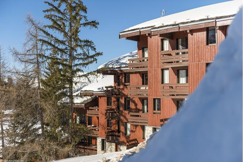 Holiday in mountain resort 2 room apartment 5 people (824) - Résidence Doronic - La Plagne