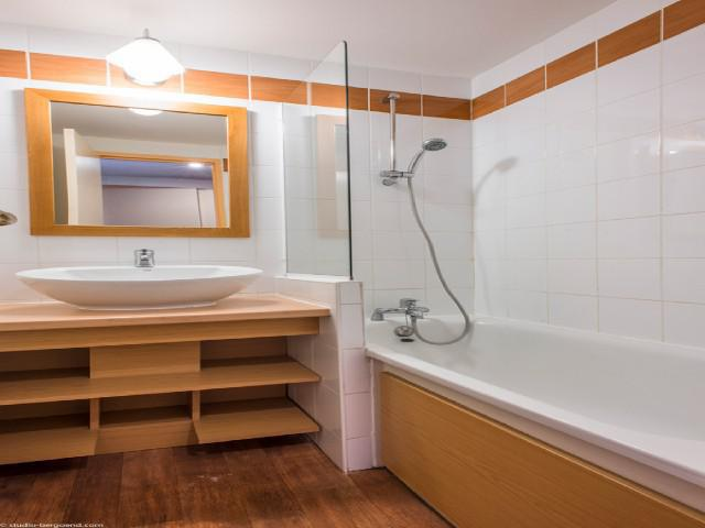 Holiday in mountain resort 2 room apartment 4 people (871) - Résidence Doronic - La Plagne