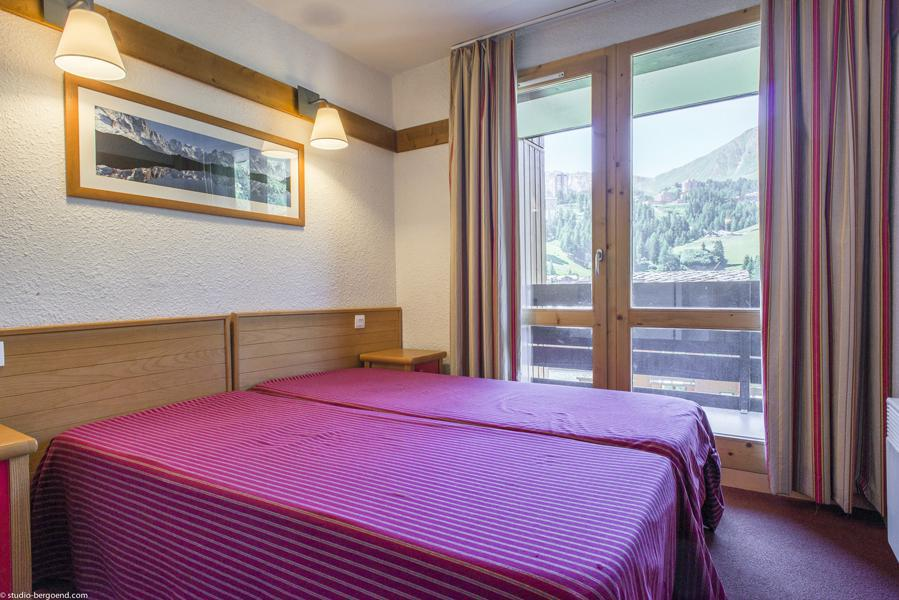 Holiday in mountain resort 2 room apartment 5 people (861) - Résidence Doronic - La Plagne