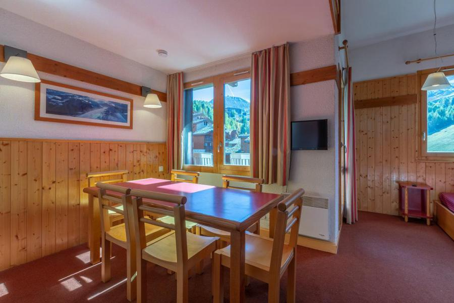 Holiday in mountain resort 3 room apartment 7 people (852) - Résidence Doronic - La Plagne