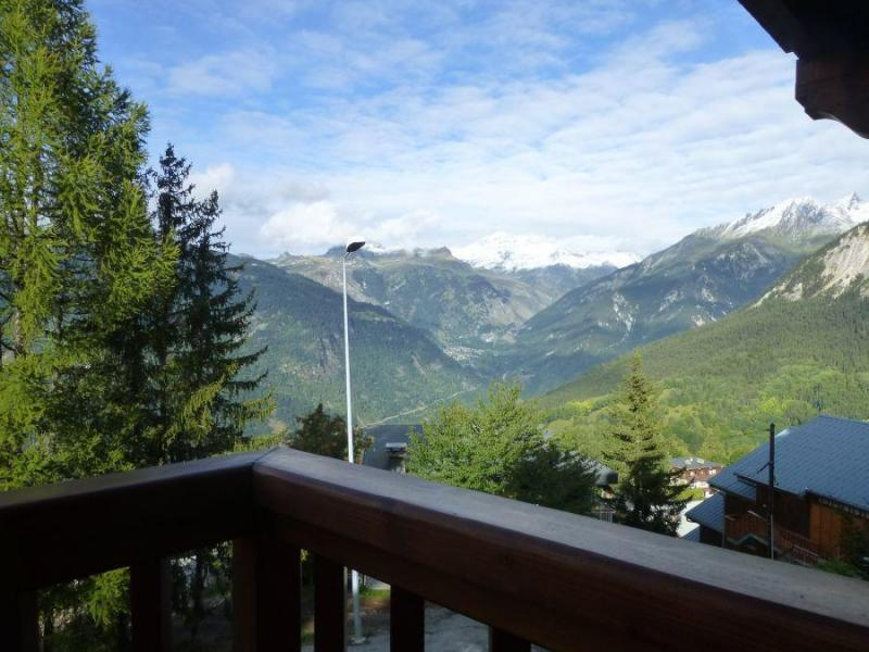 Holiday in mountain resort 2 room apartment 4 people (403) - Résidence Dou du Midi - Courchevel