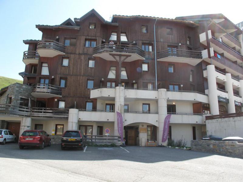 Vakantie in de bergen Résidence Drus - La Plagne