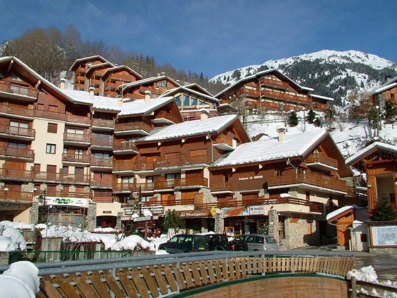 Vacaciones en montaña Résidence du Centre - Champagny-en-Vanoise