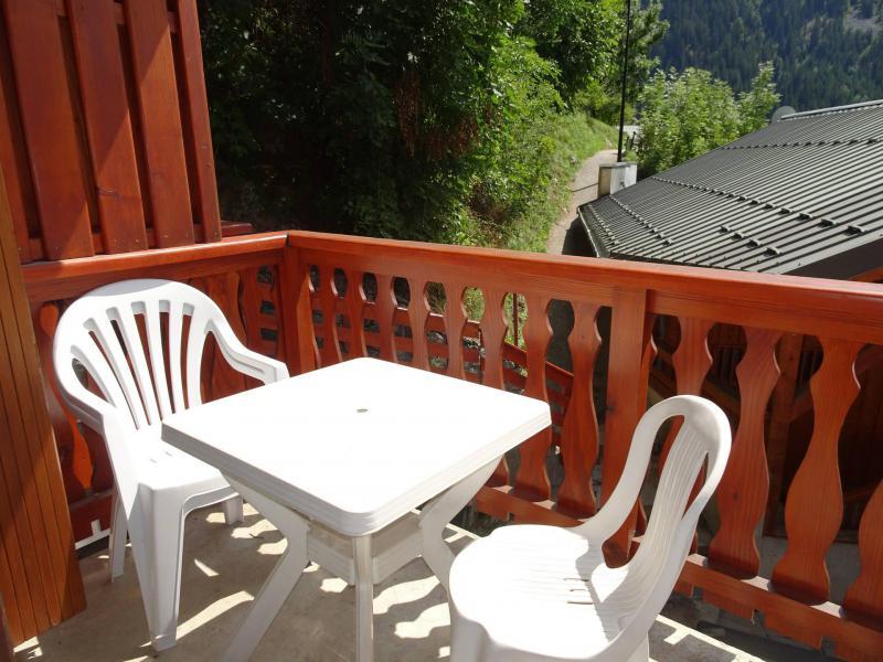 Wakacje w górach Apartament 2 pokojowy kabina 4 osób (9) - Résidence du Centre - Champagny-en-Vanoise