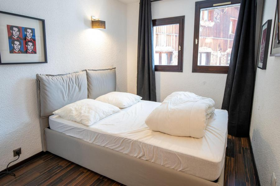 Holiday in mountain resort Studio sleeping corner 2 people (105) - Résidence du Chalet Club - Valfréjus - Accommodation