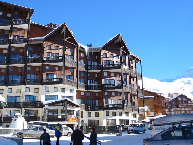 Vacances en montagne Résidence du Silveralp - Val Thorens