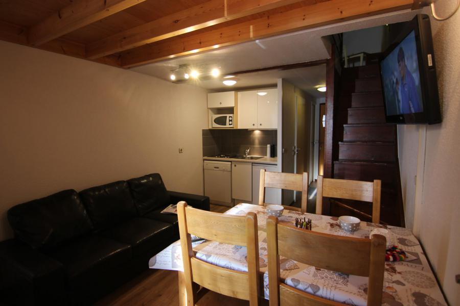 Vakantie in de bergen Appartement duplex 2 kamers 4 personen (567) - Résidence du Silveralp - Val Thorens - Tafel