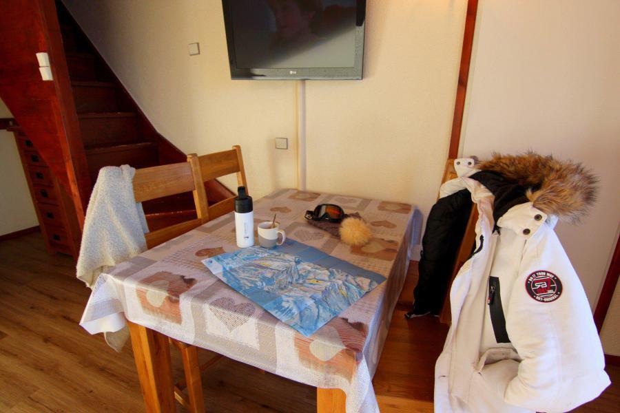Vakantie in de bergen Appartement duplex 2 kamers 4 personen (567) - Résidence du Silveralp - Val Thorens - Woonkamer