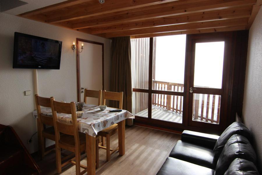 Vacances en montagne Appartement duplex 2 pièces 4 personnes (567) - Résidence du Silveralp - Val Thorens - Séjour