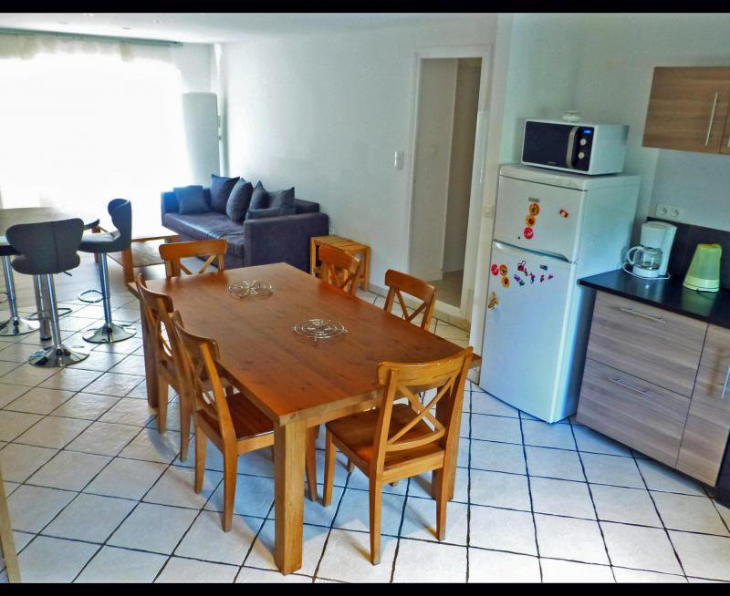 Vacances en montagne Appartement 3 pièces 4 personnes - Résidence Eaux Vives - Brides Les Bains