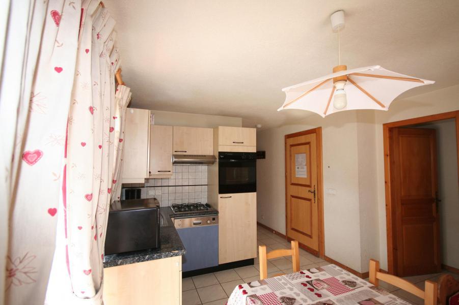 Wakacje w górach Apartament 3 pokojowy 6 osób (3) - Résidence Echo des Montagnes - Châtel - Aneks kuchenny