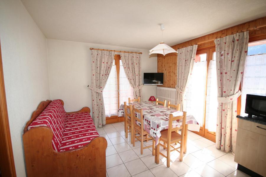 Wakacje w górach Apartament 3 pokojowy 6 osób (6) - Résidence Echo des Montagnes - Châtel - Sofą