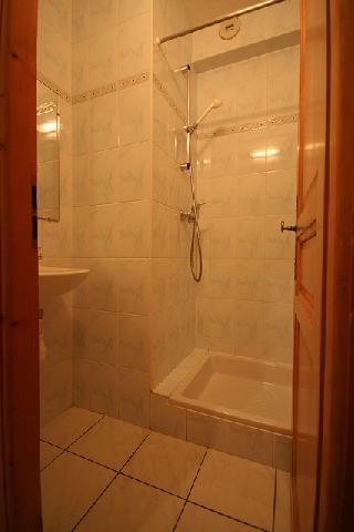 Wakacje w górach Apartament 5 pokojowy 10 osób (2) - Résidence Echo des Montagnes - Châtel - Prysznicem