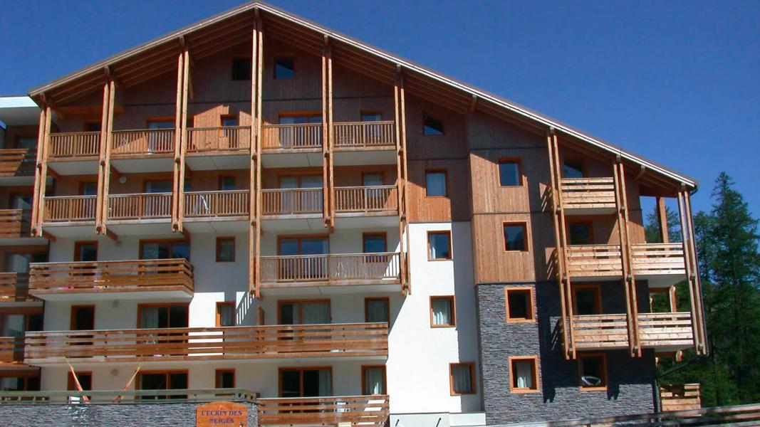 Vacances en montagne Résidence Ecrin des Neiges - Vars -