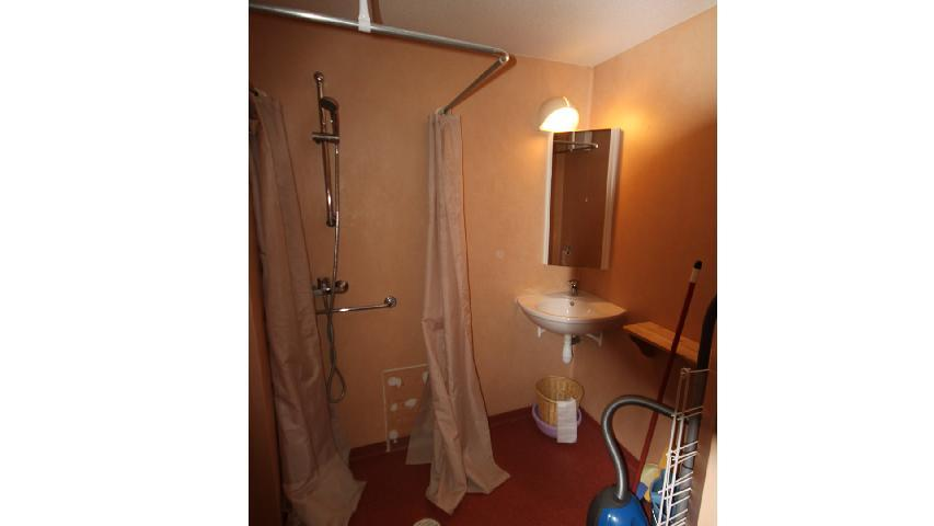 Vacances en montagne Appartement 2 pièces 4 personnes (U002) - Résidence Ecrin des Neiges - Vars - Douche