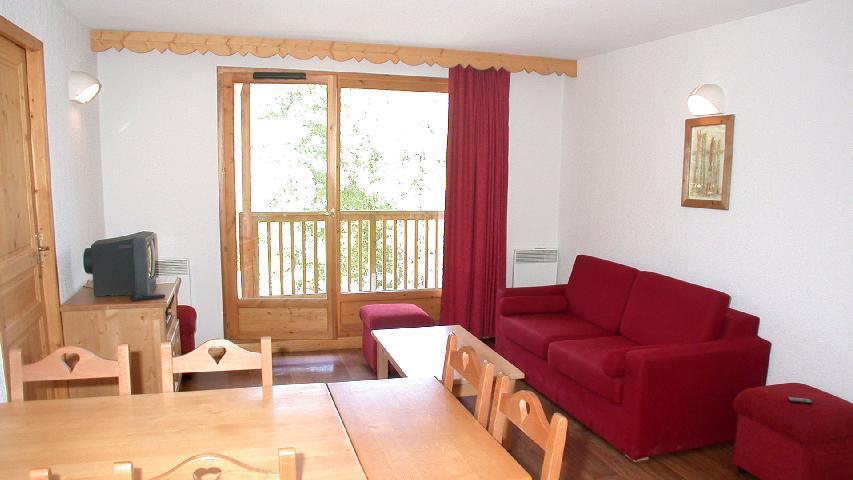 Vacances en montagne Appartement 2 pièces 6 personnes (U003) - Résidence Ecrin des Neiges - Vars - Logement