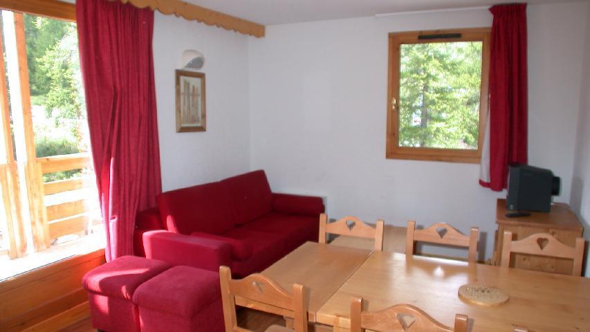 Vakantie in de bergen Appartement 3 kamers 6 personen (U004) - Résidence Ecrin des Neiges - Vars - Verblijf