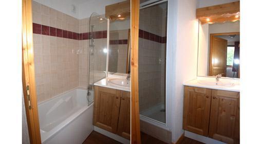 Vacances en montagne Appartement 3 pièces 6 personnes (U004) - Résidence Ecrin des Neiges - Vars - Baignoire