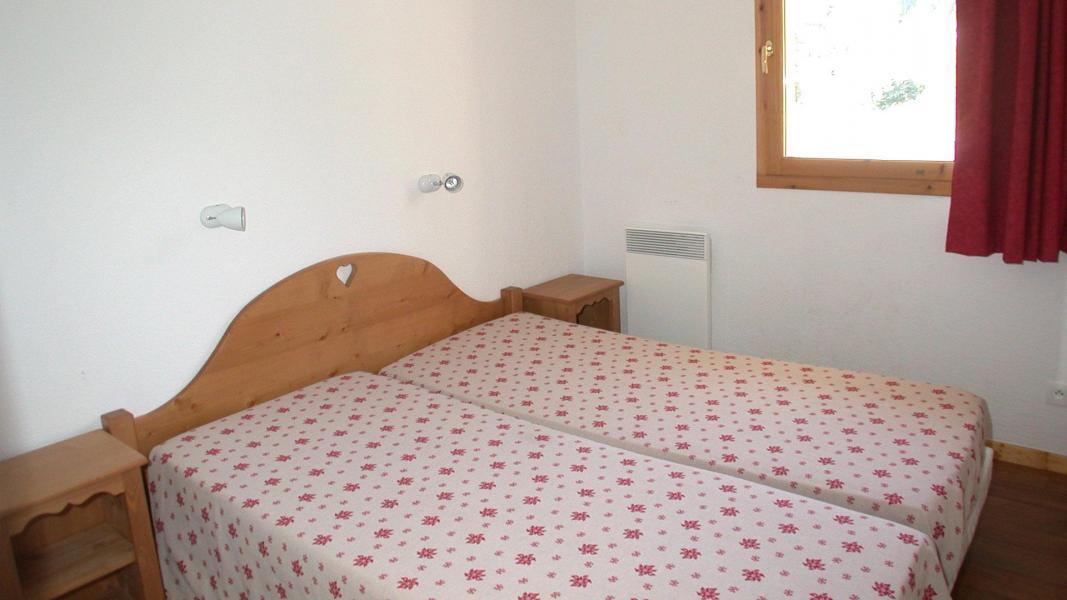 Vacances en montagne Appartement 3 pièces 6 personnes (U004) - Résidence Ecrin des Neiges - Vars - Lit simple