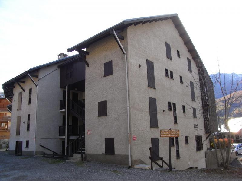 Soggiorno sugli sci Résidence Edelweiss - Serre Chevalier - Esteriore estate