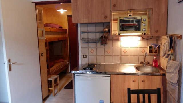 Vacaciones en montaña Estudio -espacio montaña- para 4 personas (54) - Résidence Edelweiss - Risoul