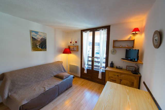 Vacaciones en montaña Apartamento cabina para 4 personas (33B) - Résidence Edelweiss - Risoul