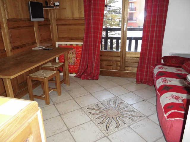 Vacaciones en montaña Estudio -espacio montaña- para 4 personas (21) - Résidence Edelweiss - Risoul