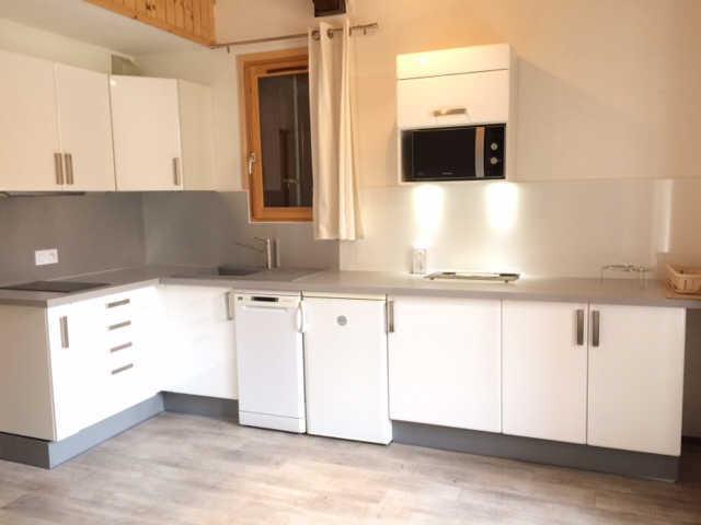 Vacaciones en montaña Apartamento 3 piezas cabina para 6 personas (35B) - Résidence Edelweiss - Risoul
