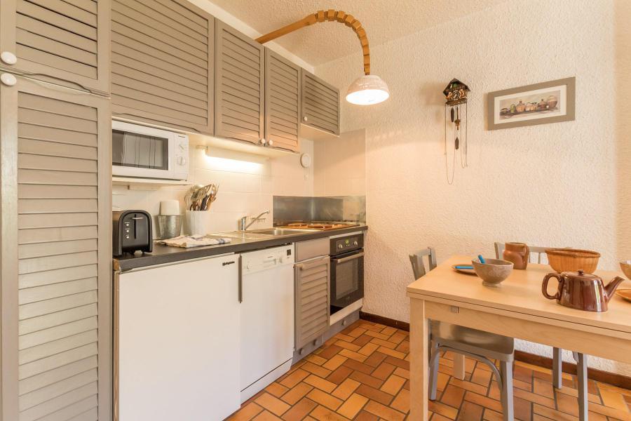Vacances en montagne Studio cabine 4 personnes (BLA106) - Résidence Edelweiss - Serre Chevalier