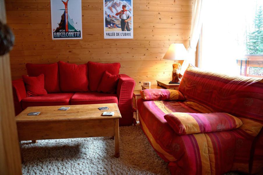 Wakacje w górach Apartament 2 pokojowy z alkową 6 osób (27) - Résidence Edelweiss - Pra Loup