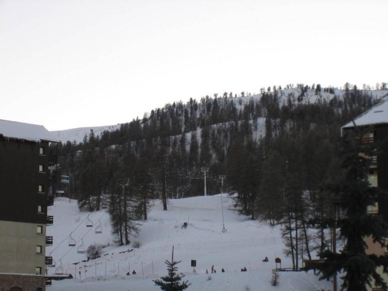 Vacaciones en montaña Apartamento cabina para 4 personas (05) - Résidence Edelweiss A - Risoul