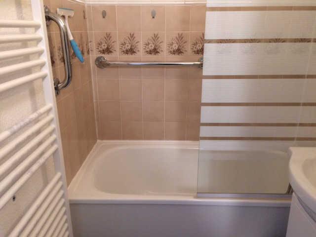 Vacaciones en montaña Apartamento 3 piezas cabina para 6 personas (35B) - Résidence Edelweiss - Risoul - Cuarto de baño