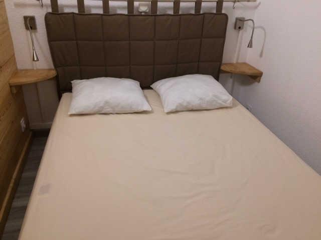 Vacaciones en montaña Apartamento 3 piezas cabina para 6 personas (35B) - Résidence Edelweiss - Risoul - Habitación