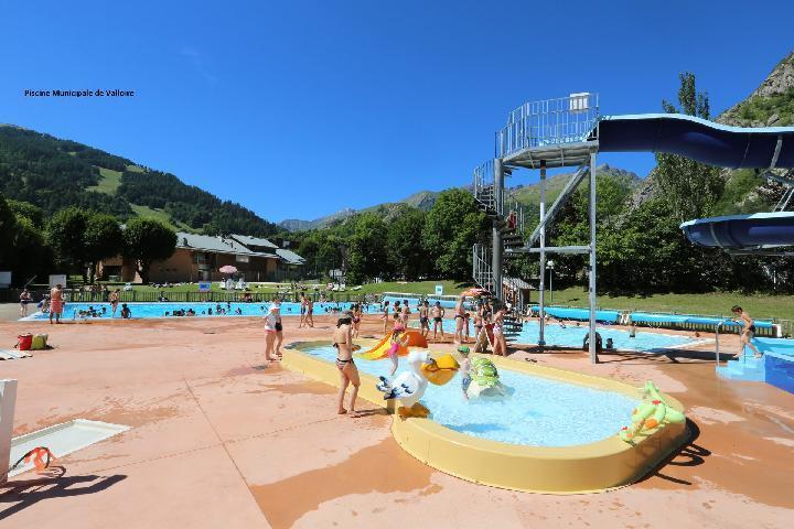 Аренда на лыжном курорте Résidence Eden Val - Valloire - летом под открытым небом