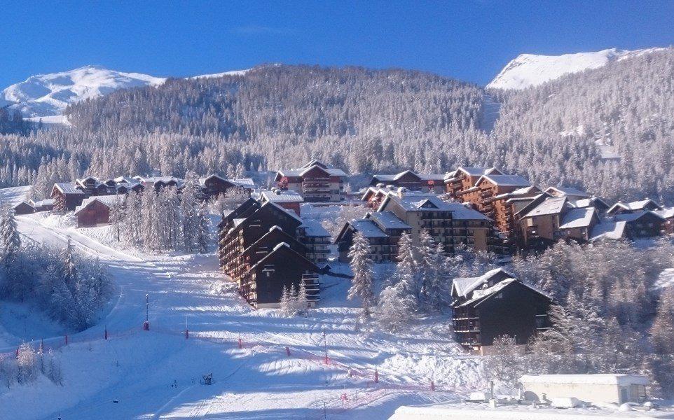 Wakacje w górach Studio z alkową 4 osoby (508) - Résidence Emeraude - Puy-Saint-Vincent