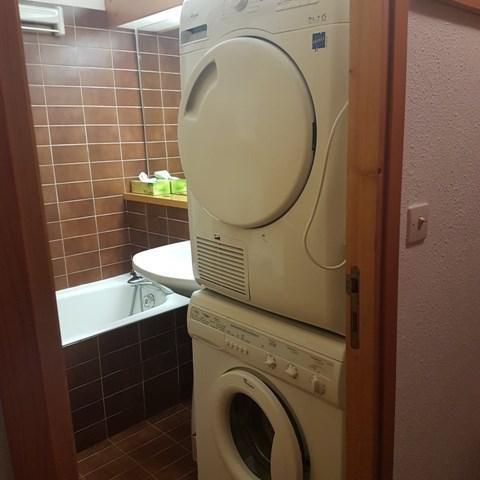 Holiday in mountain resort Studio sleeping corner 4 people - Résidence Eperonnelles - Méribel - Shower room