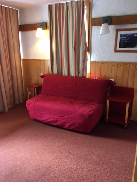 Holiday in mountain resort 2 room apartment 4 people (611) - Résidence Epervière - La Plagne