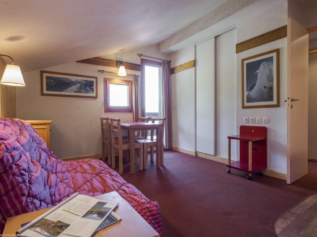 Urlaub in den Bergen 2-Zimmer-Appartment für 4 Personen (631) - Résidence Epervière - La Plagne