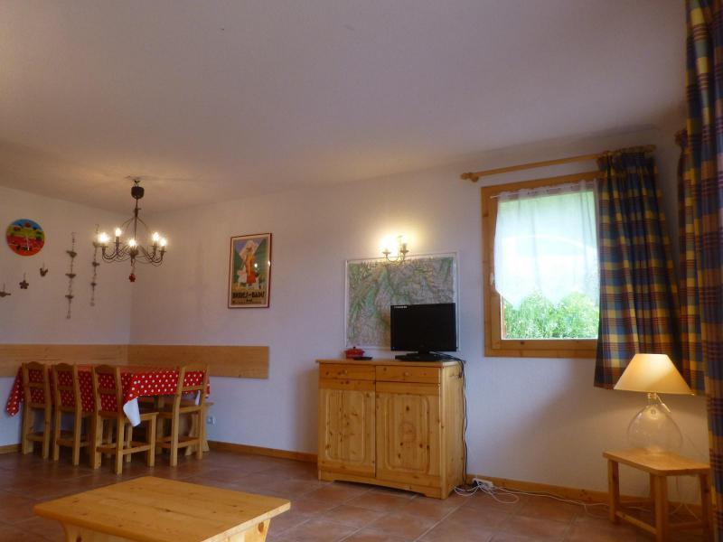 Urlaub in den Bergen 3-Zimmer-Holzhütte für 6 Personen (3304) - Résidence Epilobes - Peisey-Vallandry - Unterkunft