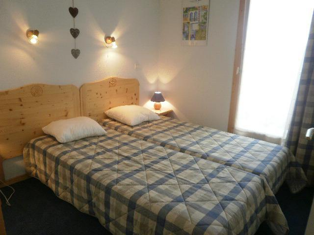 Urlaub in den Bergen 3-Zimmer-Holzhütte für 6 Personen (3304) - Résidence Epilobes - Peisey-Vallandry